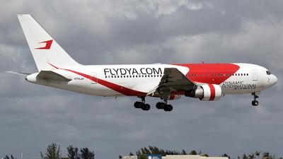 N770JM - Boeing 767-233(ER) - Dynamic Airways