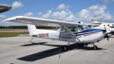 N3011F - Cessna 172M Skyhawk - Private