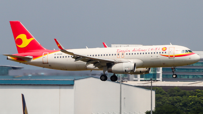 B-8066 - Airbus A320-232 - Tianjin Airlines