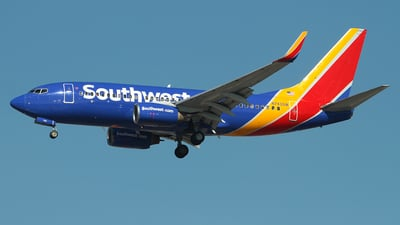 N743SW - Boeing 737-7H4 - Southwest Airlines