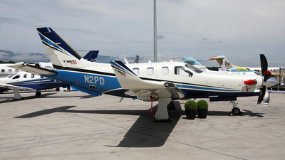 N2PD - Socata TBM-930 - Private