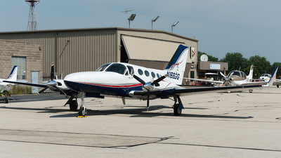 N168GG - Cessna 414A Chancellor - Wisconsin Aviation