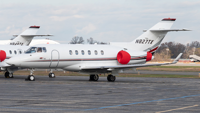 N827TX - Hawker Beechcraft 900XP - Private