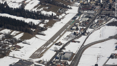 LSGC - Airport - Airport Overview