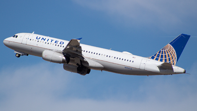 A picture of N456UA - Airbus A320232 - United Airlines - © GolferRyan