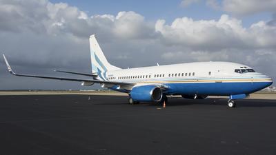 N108MS - Boeing 737-7BC(BBJ) - Las Vegas Sands Corporation