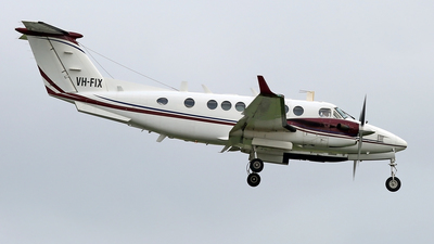 VH-FIX - Beechcraft B300 King Air 350 - Pearl Aviation