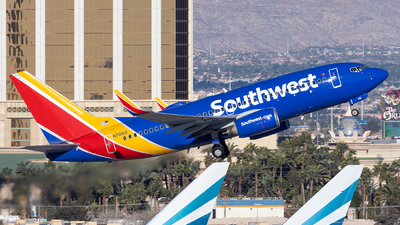 N701GS - Boeing 737-7H4 - Southwest Airlines