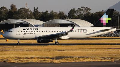 A picture of XAVLQ - Airbus A320233 - Volaris - © Josué Villa