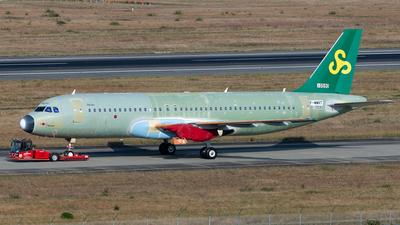 F-WWRT - Airbus A320-251N - Airbus Industrie