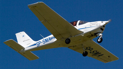 SP-SMA - Tecnam P2002JF Sierra - Private