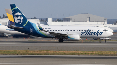 N609AS - Boeing 737-790 - Alaska Airlines