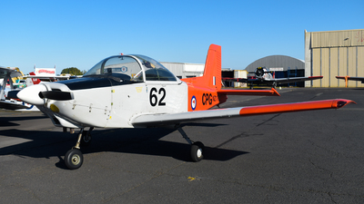 ZK-CPG - AESL Airtrainer T6/24 - Private