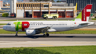 A picture of CSTTV - Airbus A319112 - [1718] - © JAMart