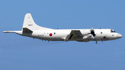 5047 - Lockheed P-3C Orion - Japan - Maritime Self Defence Force (JMSDF)