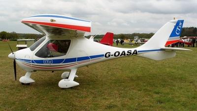 G-OASA - Flight Design CTSW - Private