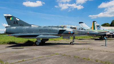 FAB4904 - Dassault Mirage 3EBR - Brazil - Air Force