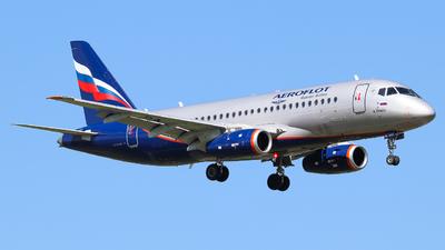 RA-89052 - Sukhoi Superjet 100-95B - Aeroflot