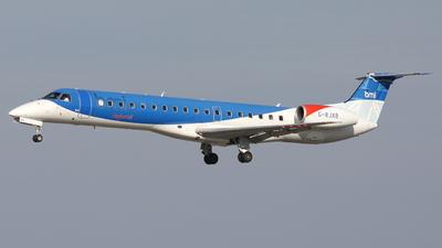 G-RJXB - Embraer ERJ-145EP - bmi Regional