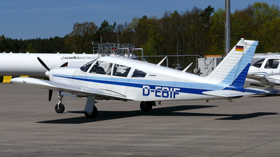 D-EBIF - Piper PA-28R-200 Cherokee Arrow B - Private