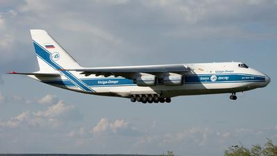 RA-82043 - Antonov An-124-100 Ruslan - Volga Dnepr Airlines