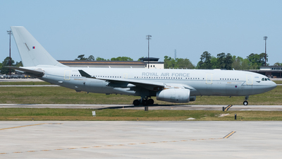 ZZ337 - Airbus A330-243 (MRTT) Voyager KC.3 - United Kingdom - Royal Air Force (RAF)