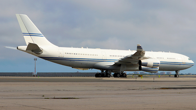 HZ-124 - Airbus A340-211 - Private