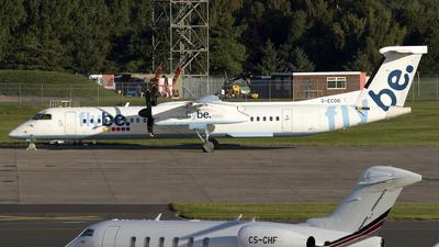 A picture of GECOG - De Havilland Canada Dash 8400 - [4220] - © Dan Smith