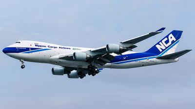 A picture of JA07KZ - Boeing 7474KZ(F) - [36134] - © Murad Hashan