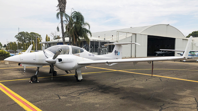 VH-YBT - Diamond DA-42 Twin Star - Flight Training Adelaide
