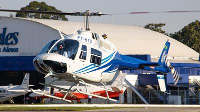 PT-HTU - Bell 206B JetRanger - Private