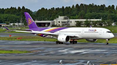 HS-THC - Airbus A350-941 - Thai Airways International