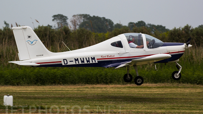 D-MWWM - Tecnam P96 Golf - Private