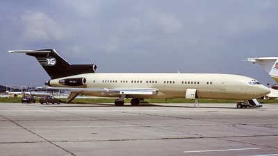 VR-COJ - Boeing 727-212(Adv) - TAG Aviation