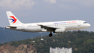 B-6559 - Airbus A320-232 - China Eastern Airlines