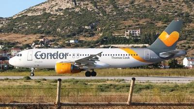 D-AICE - Airbus A320-212 - Condor