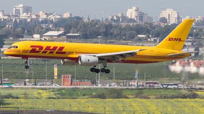 G-BIKF - Boeing 757-236(SF) - DHL Air