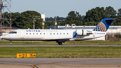 N426AW - Bombardier CRJ-200ER - United Express (Air Wisconsin)