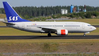 LN-TUF - Boeing 737-705 - Scandinavian Airlines (SAS)