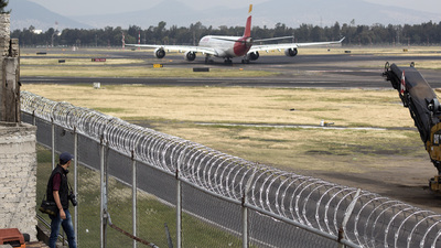 MMMX - Airport - Spotting Location