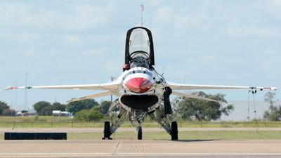 91-0413 - Lockheed Martin F-16C Fighting Falcon - United States - US Air Force (USAF)