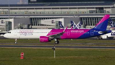 HA-LZD - Airbus A321-271NX - Wizz Air