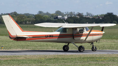 LV-IKU - Cessna 152 II - Private
