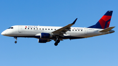A picture of N224JQ - Embraer E175LR - Delta Air Lines - © Conor Clancy