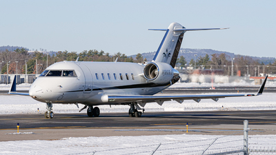 N909J - Bombardier CL-600-2B16 Challenger 601 - Private
