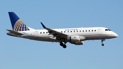 A picture of N634RW - Embraer E170SE - United Airlines - © toyo_69pr