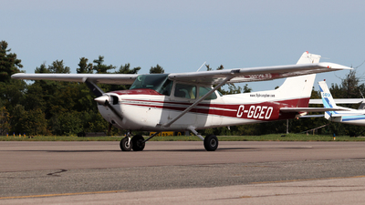 C-GCEO - Cessna 172P Skyhawk - Brampton Flying Club