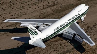 N471EV - Boeing 747-273C - Evergreen International Airlines