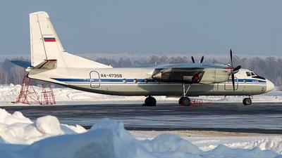 RA-47358 - Antonov An-24RV - Turuhan Avia