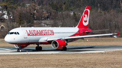 OE-LOD - Airbus A320-214 - LaudaMotion